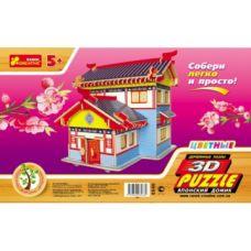 3Д пазл Японский домик  Код товара: 8046