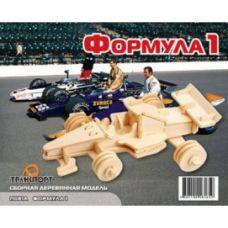 3Д пазл Формула1 П081а